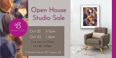 4th Annual Open House Studio Sale tickets