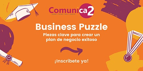 Business Puzzle: Piezas clave para crear un plan de negocio exitoso boletos