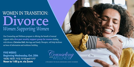 Women in Transition: Divorce, Women Supporting Women tickets