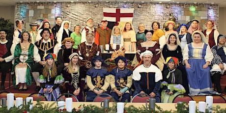 3rd Annual Madrigal Feaste - Saturday tickets