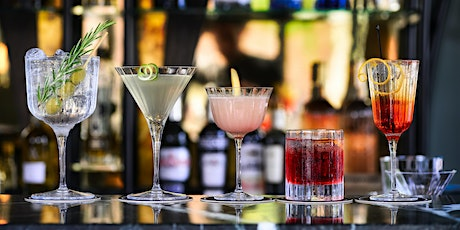 Virtual Mixology Show and Tell (Cocktails & Mocktails!) tickets
