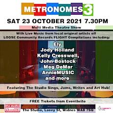 Metronomes #3 tickets