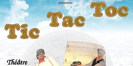 TIC TAC TOC billets