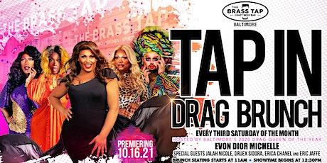 TAP IN Drag Brunch tickets