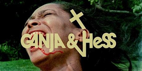 A Special Halloween Movie Screening: Ganja & Hess (1973) tickets