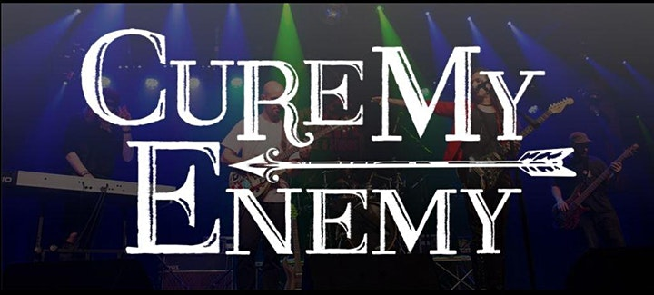 Michael Allman with South Rock and Cure My Enemy image