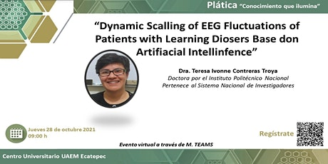 Dynamic Scalling of EEG Fluctuations of Patients with Learning Diosers entradas