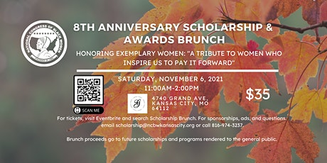 NCBW-KC 8th Anniversary Scholarship and Awards Brunch tickets