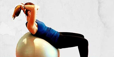 Pilates on the Stability Ball tickets