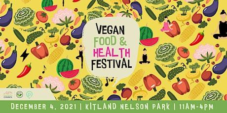 Vegan Food & Health Festival tickets