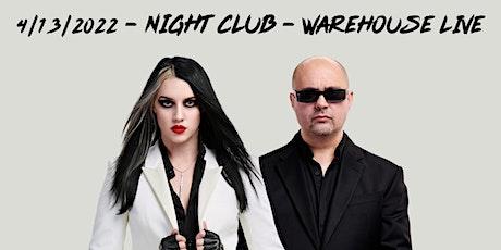 NIGHT CLUB:DIE IN THE DISCO TOUR tickets