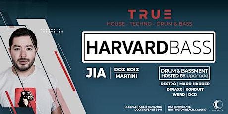 (21+) TRUE TUESDAYS - HARVARD BASS tickets