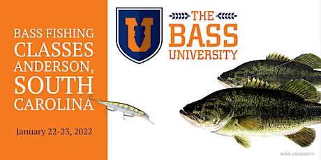 The Bass University Fishing Classes - Anderson, South Carolina tickets