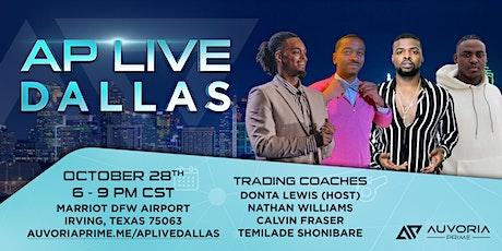 AP Live - Dallas tickets