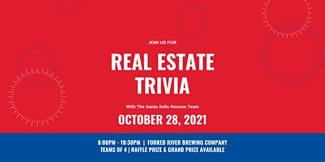 Real Estate Trivia tickets
