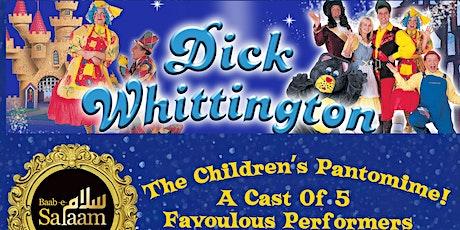 Dick Whittington Children's Pantomime tickets