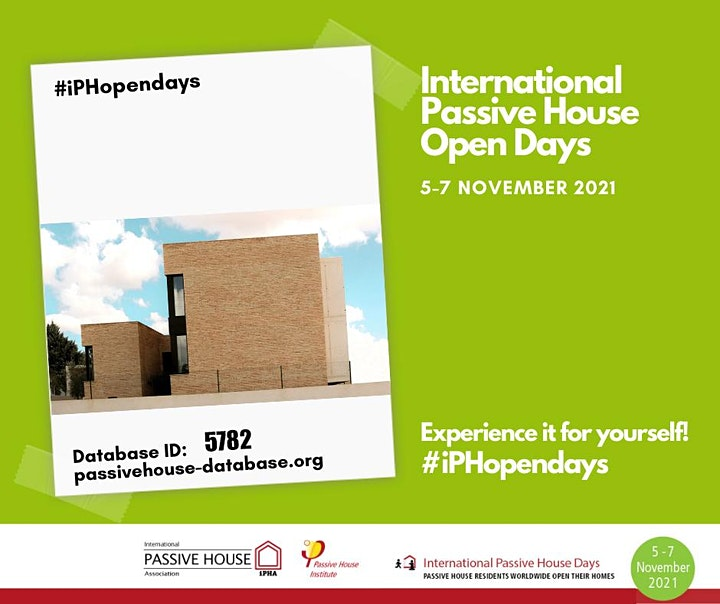 Imagen de Open Days Passivhaus ¡Máximo confort y mínima energía!
