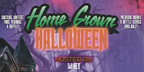 Homegrown Halloween ft. Special Guests, Live Performances, Food & Vendors! tickets