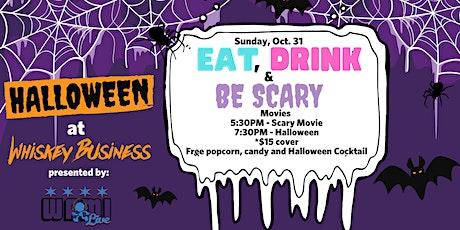 Halloween Rooftop Movies! tickets