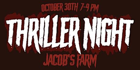 Thriller Night at Jacob's Corn Maze tickets