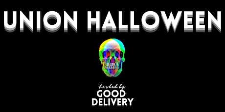 Union Halloween tickets