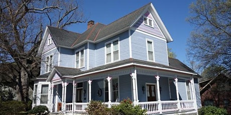 Fall Historic Oakwood Neighborhood Walking Tour tickets