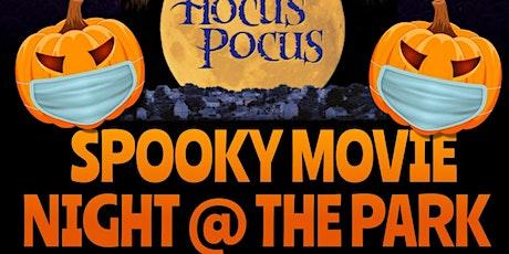 Spooky Movie Night tickets