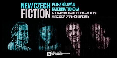 New Czech Fiction tickets