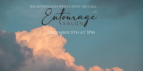 Gallery Reading with Psychic Medium Cathy McCall. Food & Wine included. tickets