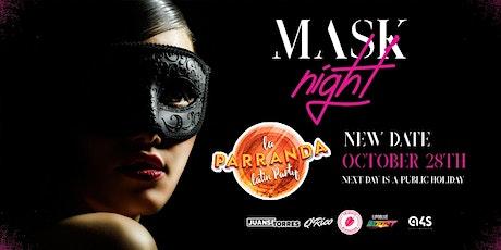 La Parranda Mask Night tickets