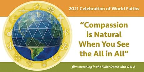 2021 Celebration of World Faiths tickets