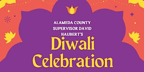 2021 Diwali Festival Hosted by Supervisor David Haubert tickets