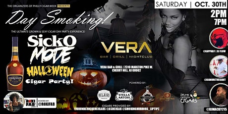 Sicko Mode Halloween Cigar Day Party! tickets