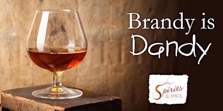 Brandy is Dandy - Brandy Tasting Experience tickets