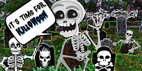 """Killoween"" : Halloween in Kill tickets"