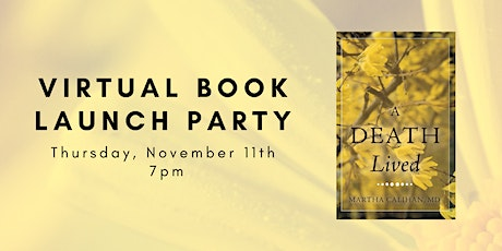 Virtual Book Launch Party tickets