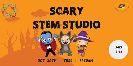 Scary STEM Studio tickets