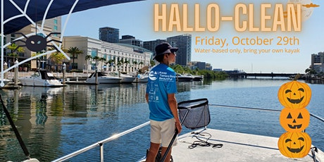 Hallo-Clean with Keep Tampa Bay Beautiful tickets
