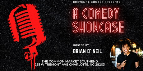 Cheyenne's Comedy Showcase at the Common Market tickets