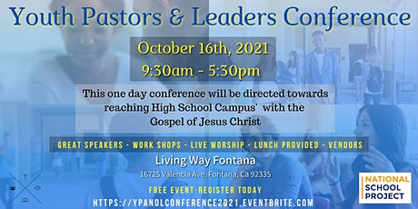 Youth Pastors & Leaders Conference tickets