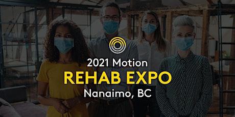 2021 Motion Rehab Expo - Nanaimo tickets