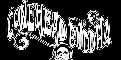 Conehead Buddha Halloween Party tickets