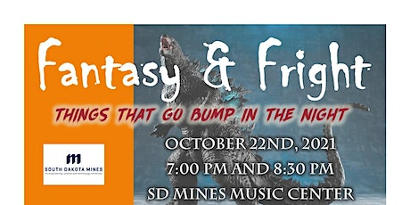 SD Mines Fantasy and Fright music concert tickets