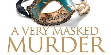 A Very Masked Murder tickets