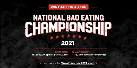 9th Annual Bao Eating Contest tickets