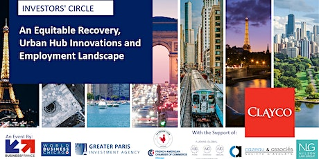 An equitable recovery, urban hub innovations and employment  landscape tickets
