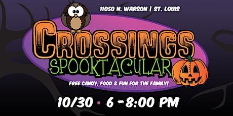The Crossings Innerbelt's Halloween Spooktacular 2021 tickets