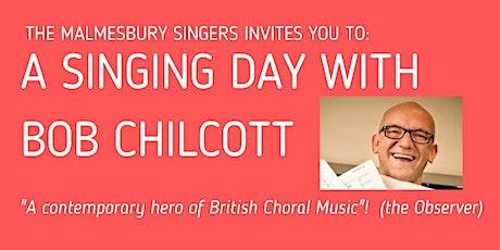 Workshop with Bob Chilcott tickets