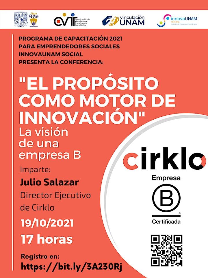 """Imagen de """"El propósito como motor de innovación"""" La visión de una empresa B"""