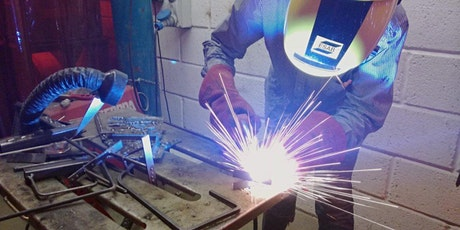 Introductory Welding for Artists (Fri 7 Jan 2022 - Morning) tickets